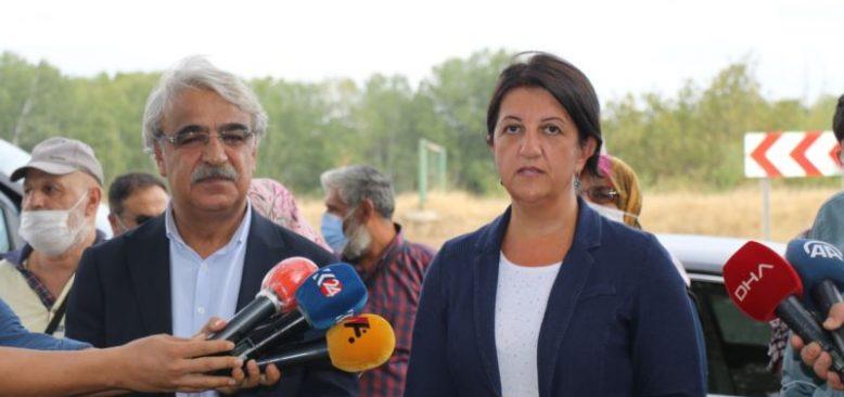 """HDP'den """"Demokrasi İttifakı"""" İçin Partileri Ziyaret Planı"""