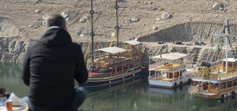 Hasankeyfliler'in Yeni Ekmek Kapısı: Tekne Turizmi