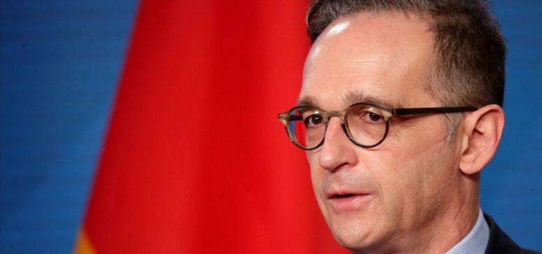 Almanya Dışişleri Bakanı Heiko Maas Türkiye'yi ziyaret edecek