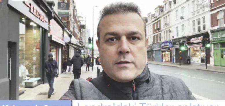 İngiltere'de Türkler'in Corona'yla Sınavı