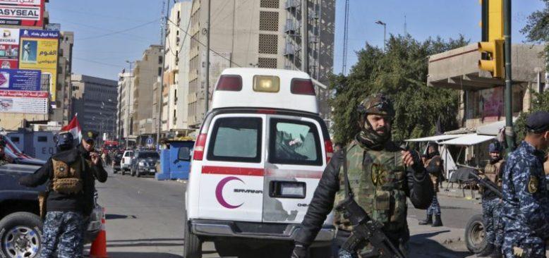 Irak Saldırısının Sorumluluğunu IŞİD Üstlendi