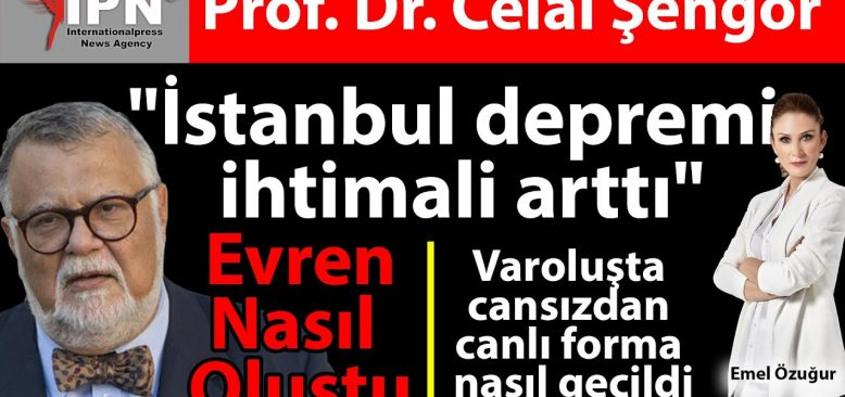 İstanbul depremi ihtimali arttı