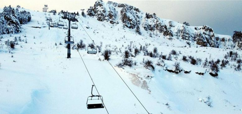 Kartepe, Kartalkaya ve Keltepe kayak merkezleri yarıyıl tatiliyle hareketlendi