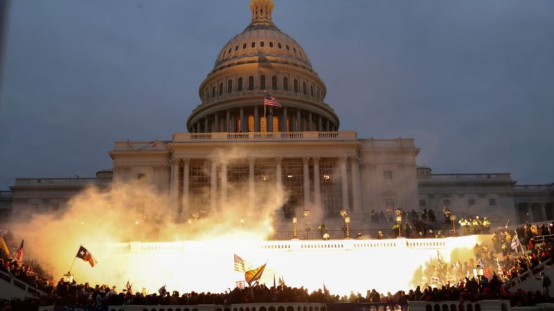 Kongre Binasının Saldırı ve Şiddet Eylemleriyle Dolu Geçmişi