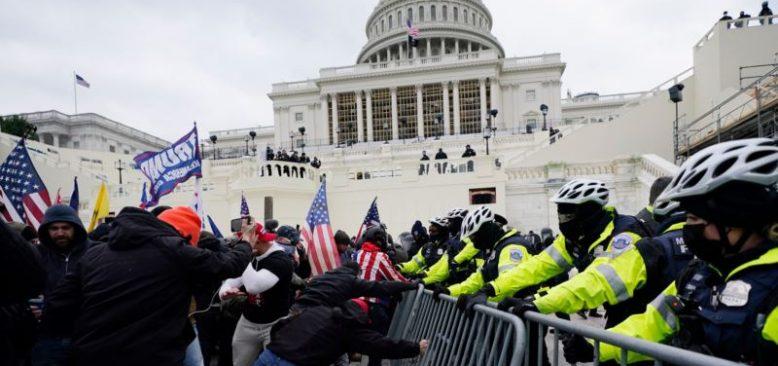 Kongre Polis Teşkilatı'ndan Özür