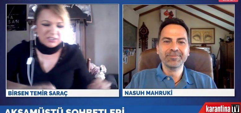 Nasuh Mahruki: Yüzyılın ülkesi Çin'in son yönetimi de çok başarılı