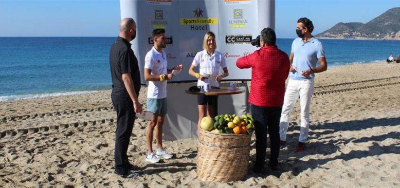 Sunpark Hotels, milli atletlere konaklama sponsoru oldu