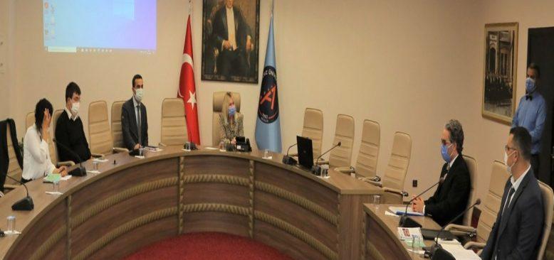 Akdeniz Üniversitesi'nde Toplu İş Sözleşmesi Görüşmeleri başladı