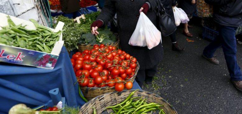 Türkiye'de Gıda Fiyatlarındaki Artış Tartışılıyor