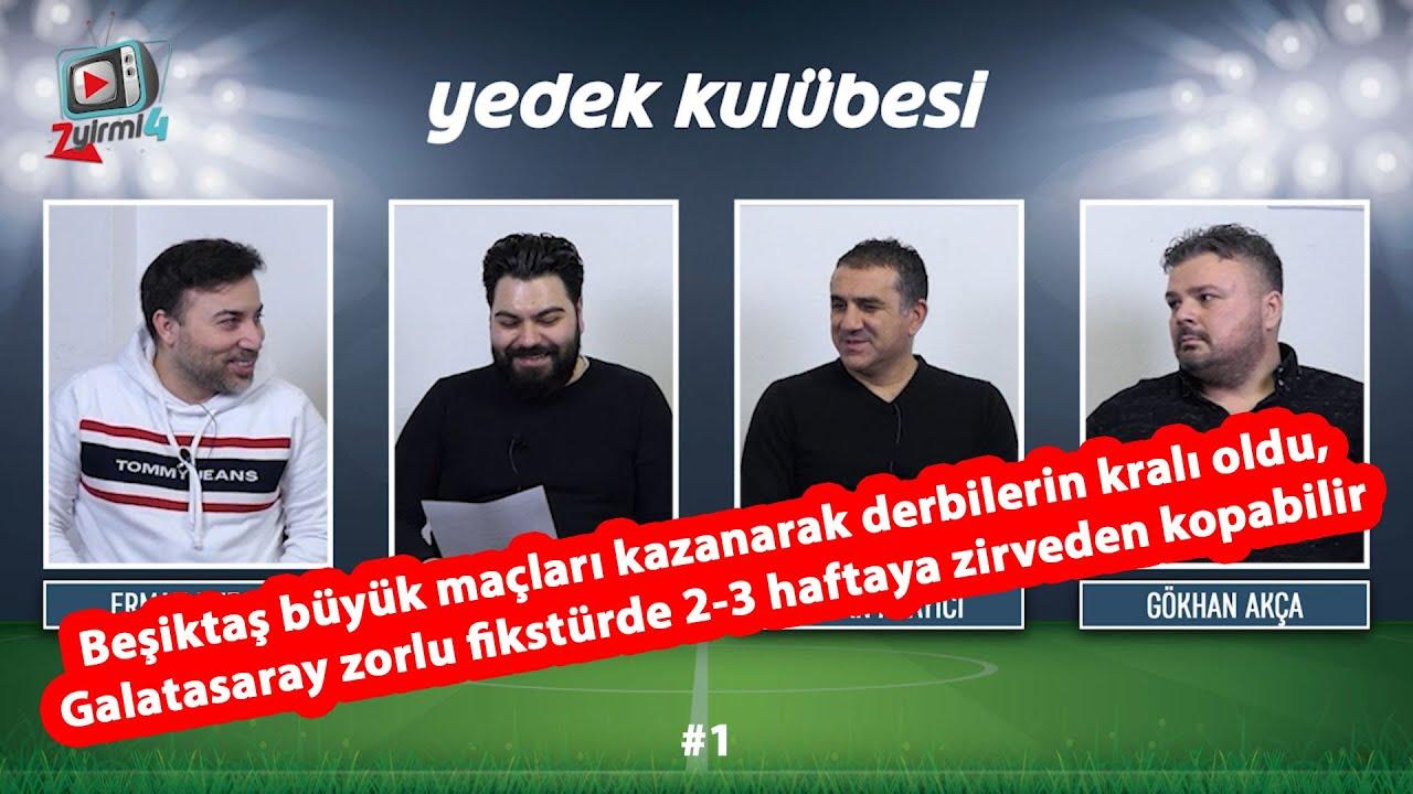 Beşiktaş, Galatasaray derbisini de kazanarak ligde lider