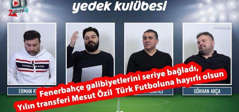Mesut Özil transferi tüm Türkiye'ye hayırlı olsun