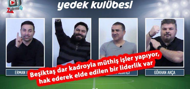 ''Beşiktaş liderliği dar kadroyla hak etti''
