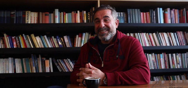 Zafer Yurtseven'in Berlin'den Antalya'ya göçü