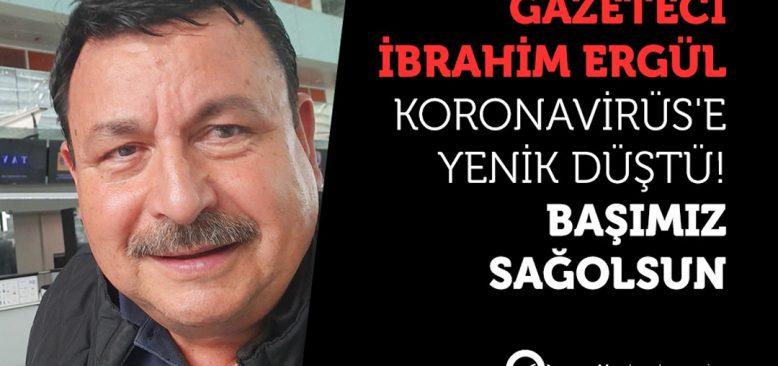 Gazeteci Ergül Balıkesir'de son yolculuğuna uğurlanacak