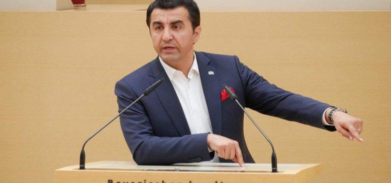 Bavyera Milletvekili Taşdelen , evde eğitim için maddi destek istedi