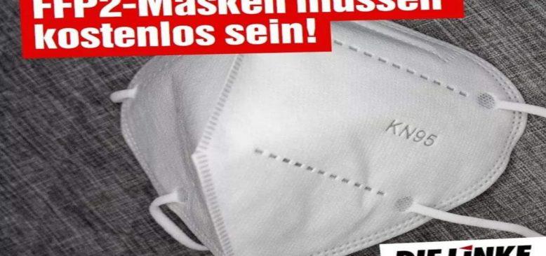 Bavyera'da FFP2 Maske mecburiyeti