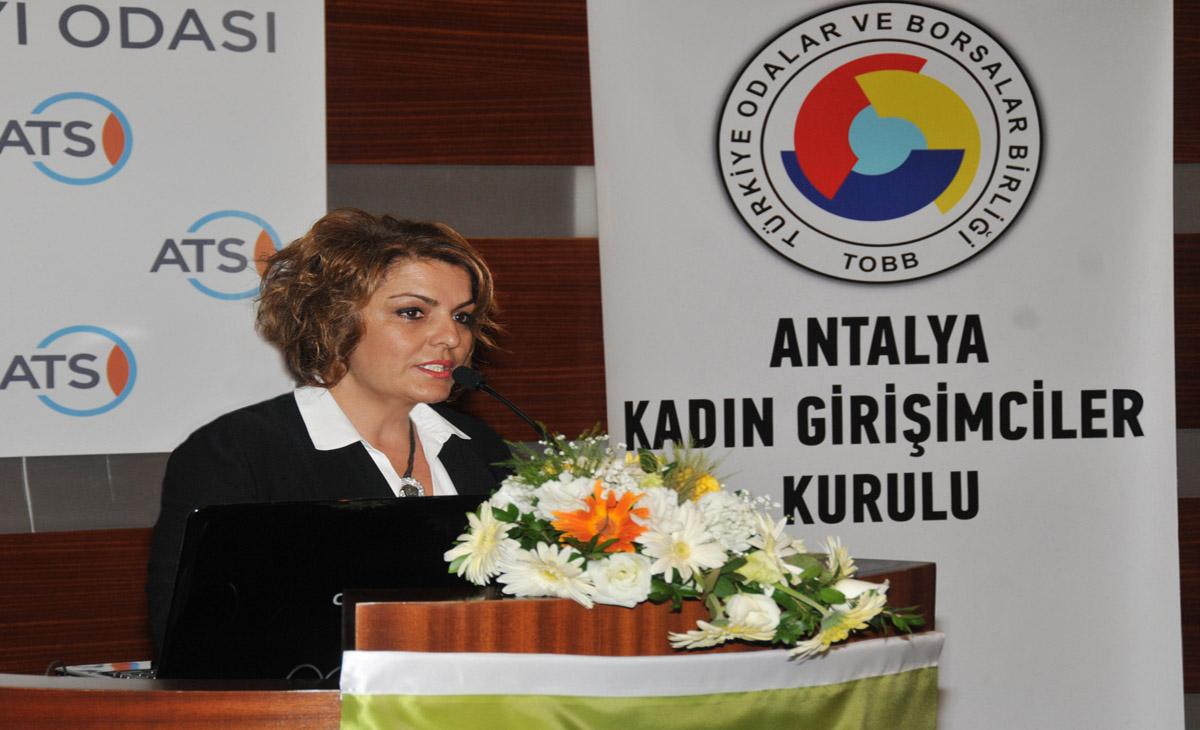 Antalya Kadın Girişimciler Kurulu: Her gün bir kez daha ölüyoruz