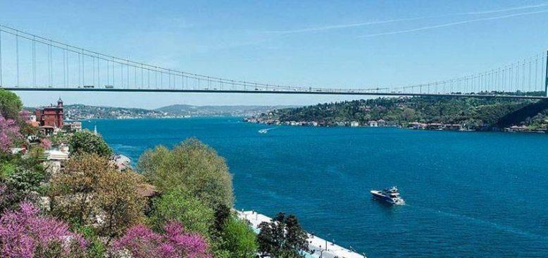 2020 yılında İstanbul'a gelen yabancı turist sayısı yüzde 66,4 azaldı