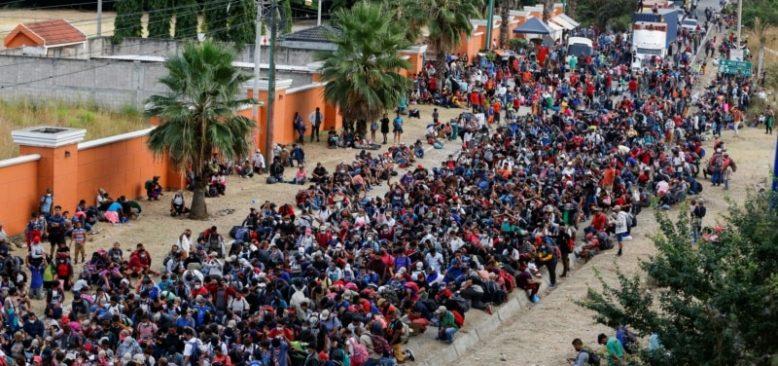 ABD Bazı Ülkelerle Göçmenlik Anlaşmalarını Askıya Aldı