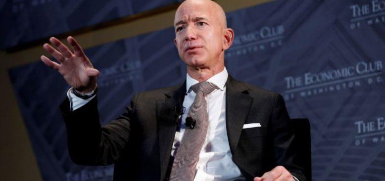 Amazon CEO'su Jeff Bezos Görevinden Ayrılıyor