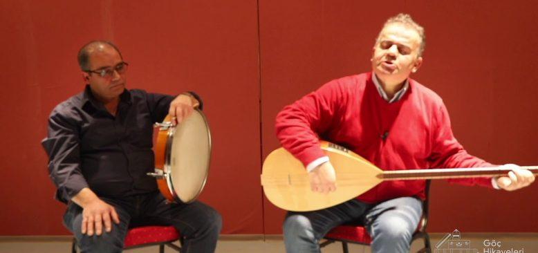 Arguvan ve Fethiye(Malatya) türkülerinin efsane grubu: Akbaba İkilisi
