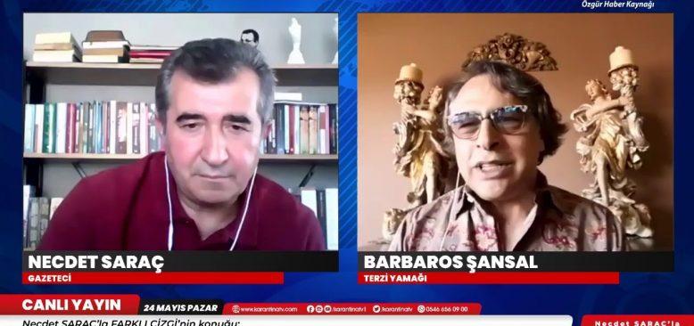 Barbaros Şansal: Bizde mal çok ama marka yok