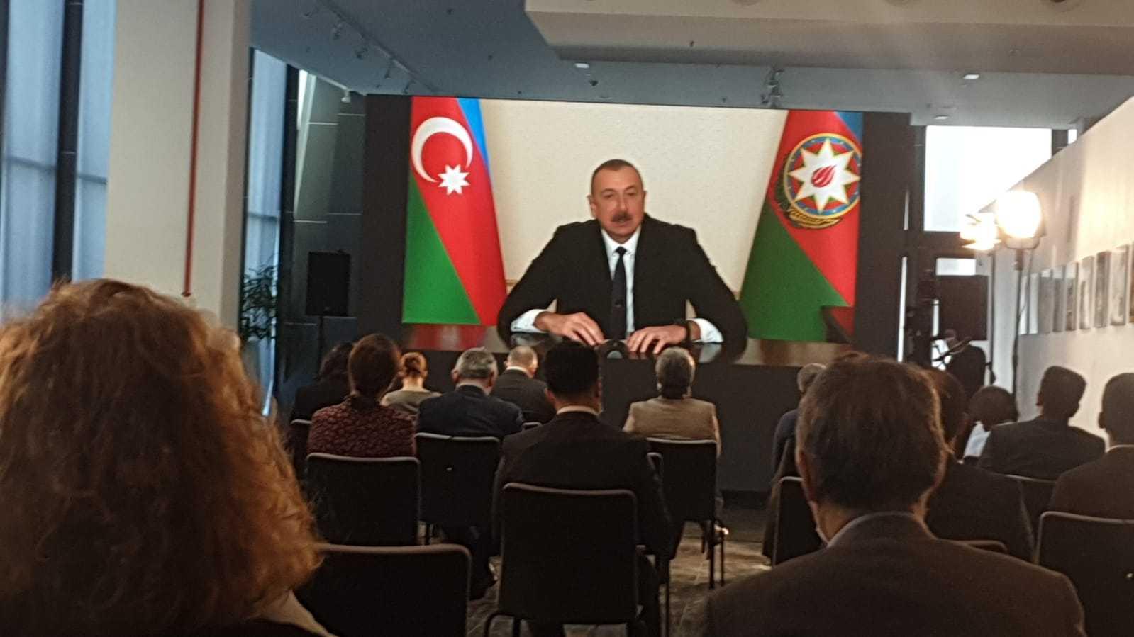 Aliyev, Hocalı Katliamı'nın yıldönümünde Dünya rekoru kırdı