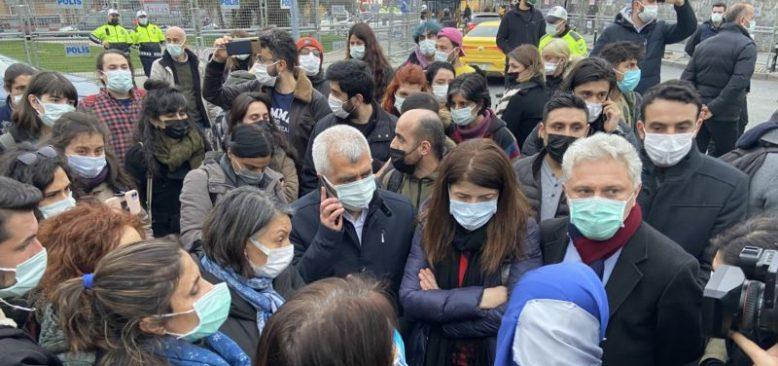 Kadıköy'deki Boğaziçi Eylemi Yasaklandı