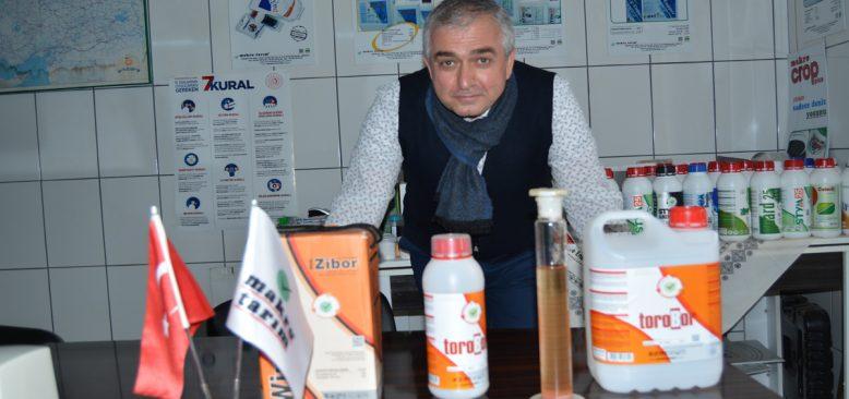 Makro Tarım, gübre ihracatçısı Çin'e gübre satıyor