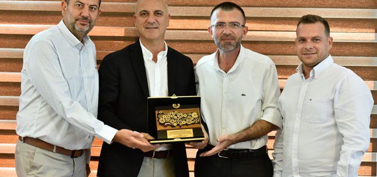Foraks İnşaat Prefabrik Batı Akdeniz'in hızlı büyüyen markası