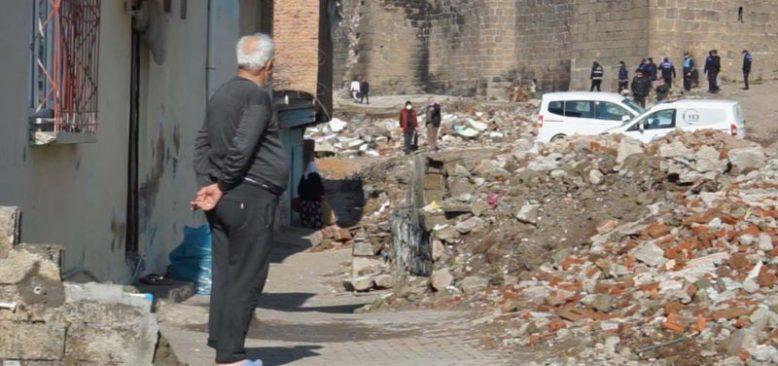 Sur'un Çevresi 50 Yıl Sonra Boşaltılıyor