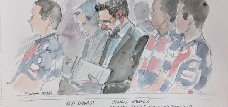Üçüncü Gezi Davasının İlk Duruşması 21 Mayıs'ta