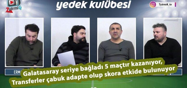 Galatasaray 2-1 Kasımpaşa, Galatasaray 5 maçtır kazanıyor