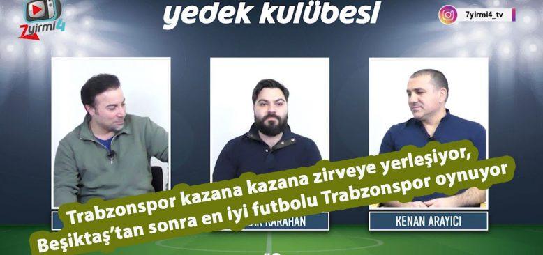 Trabzonspor kazana kazana şampiyonluk adayı oldu