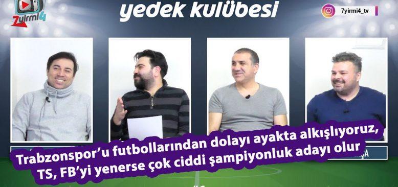 Trabzonspor oynadığı futbol ile şampiyonluğu hakediyor