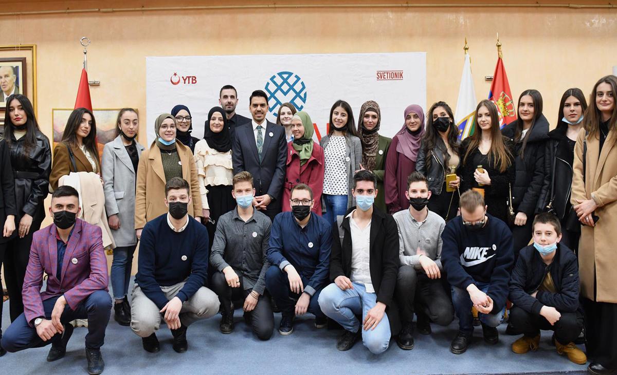 Balkan Gençlik Okulu'nun yeni dönemi Sırbistan'da başladı