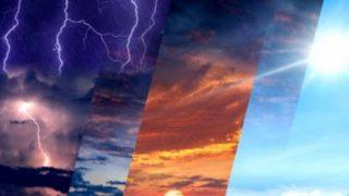 14 Mayıs 2021 Cuma Almanya'da hava durumu
