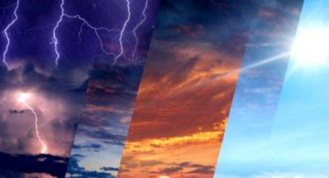 18 Nisan 2021 Pazar Almanya'da hava durumu