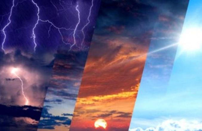 29 Nisan 2021 Perşembe Almanya'da hava durumu