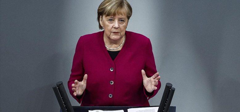Merkel, yoğun bakımdaki doktorların