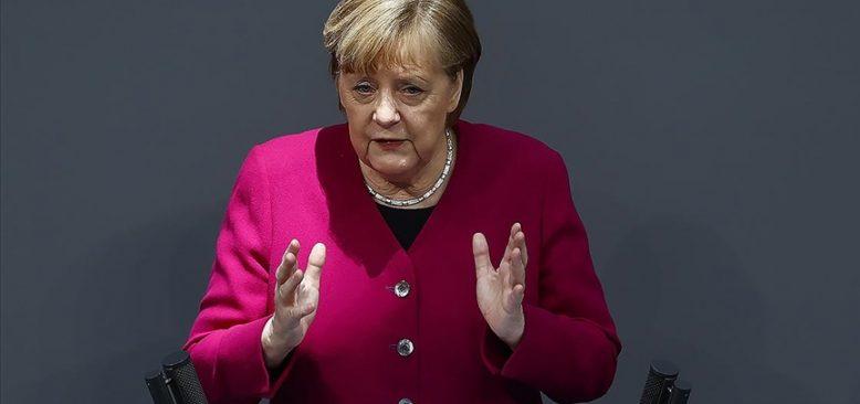 Merkel: Eyaletlerde eyleme geçilmesine ihtiyaç var