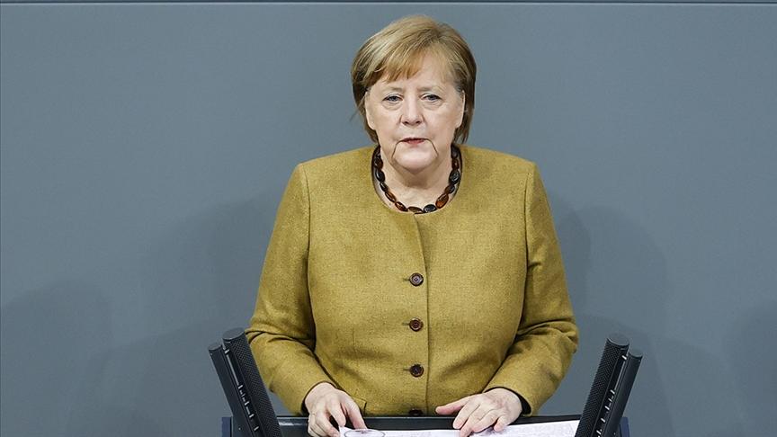 Merkel, AB ile Türkiye arasındaki kapsamlı ve yapıcı ilişkilerin önemini teyit etti