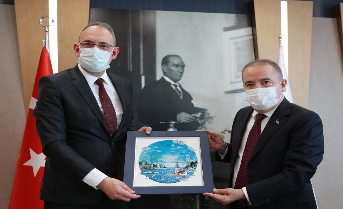 Antalya ve İstanbul Büyükşehir Belediyeleri arasında iş birliği