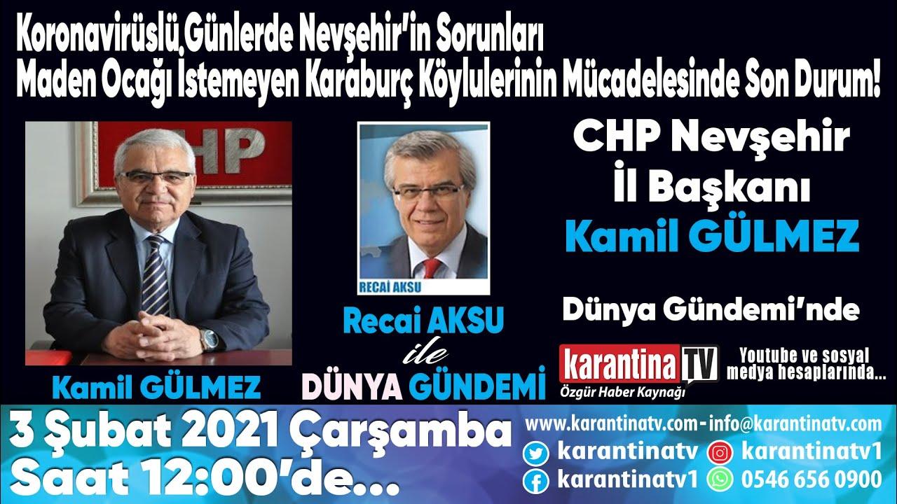 Koronvirüslü günlerde Nevşehir'in sorunları
