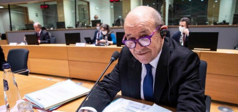 Fransa Dışişleri Bakanı: