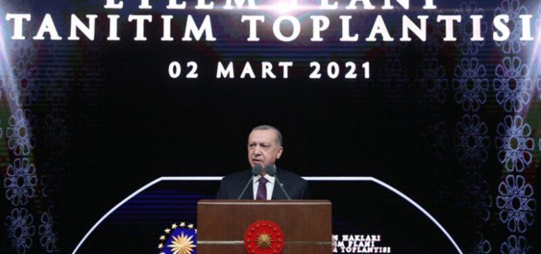 İnsan Hakları Eylem Planına Muhalefetten Tepki