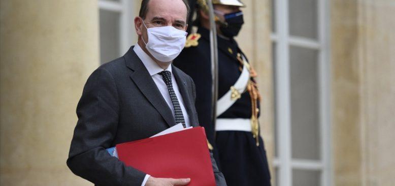 Fransa Başbakanı Castex: Bir tür üçüncü dalganın içindeyiz