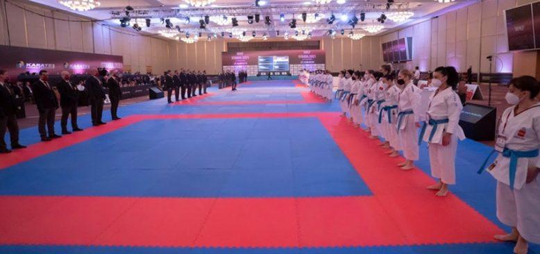 Karate 1 Premier League İstanbul Turizmcilere Moral Verdi