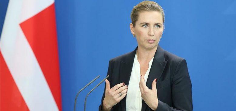 Mette Frederiksen: Merkel ile hemfikiriz