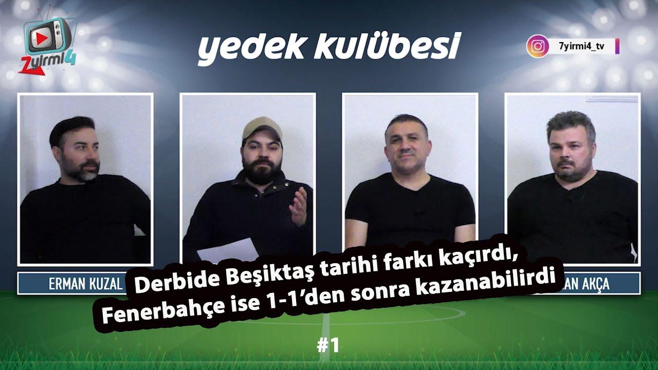 Beşiktaş farkı kaçırdı, Fenerbahçe ise son anda kurtardı